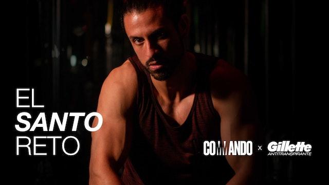 El Santo Reto / Día 10: Lift toned arms con Pete