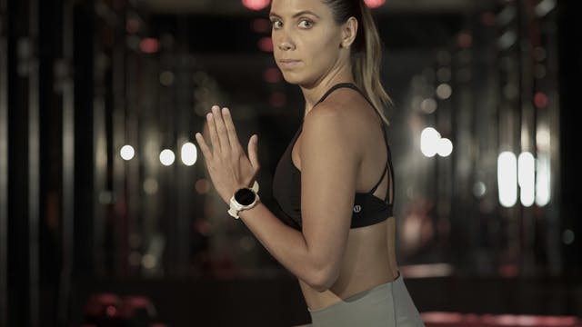 HIIT Fullbody Workout con Dani