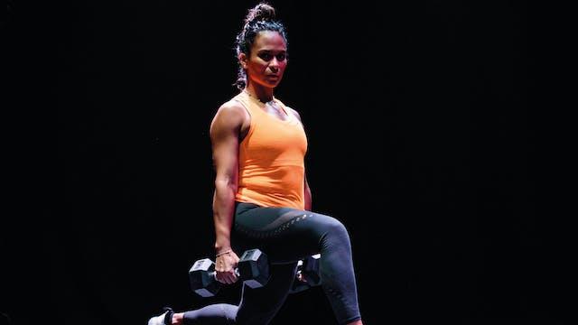 Lower body Punch con Yadira