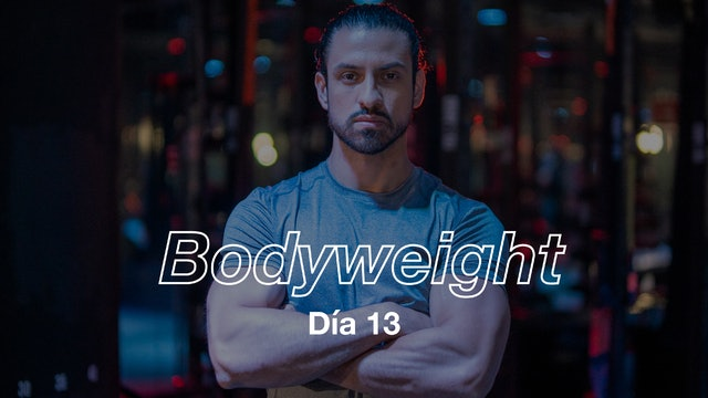 Día 13: TABATA Workout con Pete