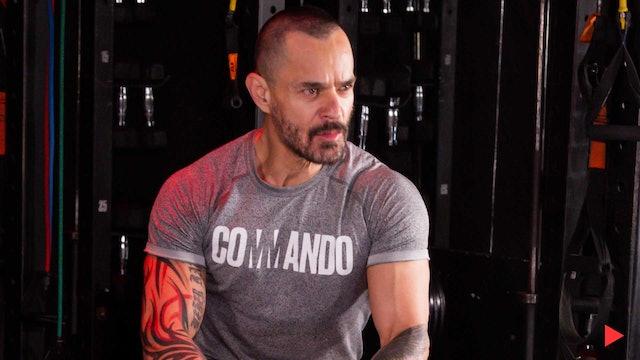 Strength Workout con Pico