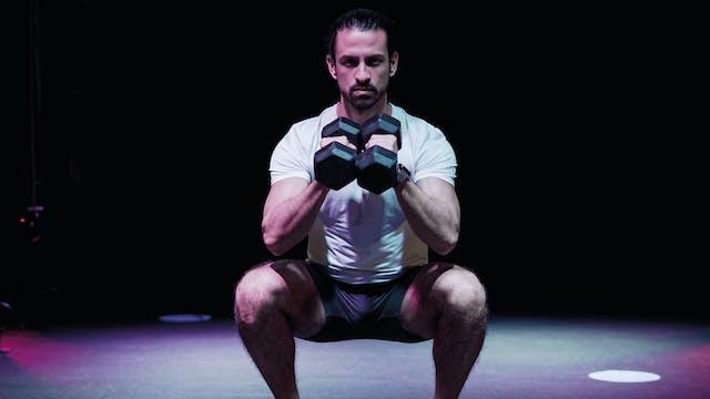 Bíceps y tríceps con Pete