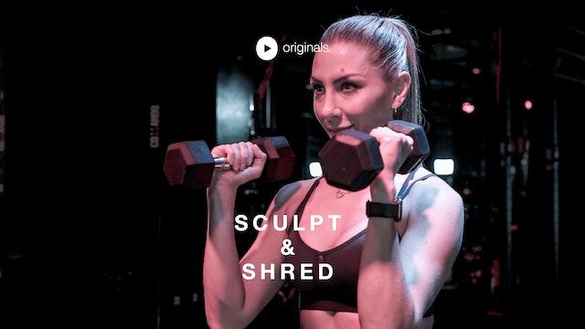 Sculpt & Shred