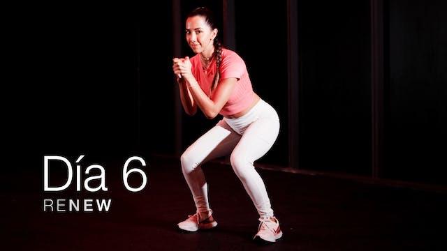Renew: Clase 6 - Lower Body con Norma