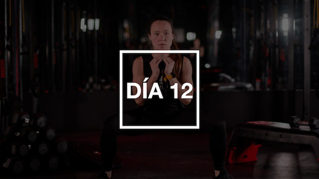 Día 12: HIIT Full Body Workout con Andie