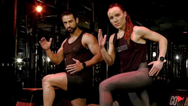 HIIT Full Body Workout con Andie & Pete