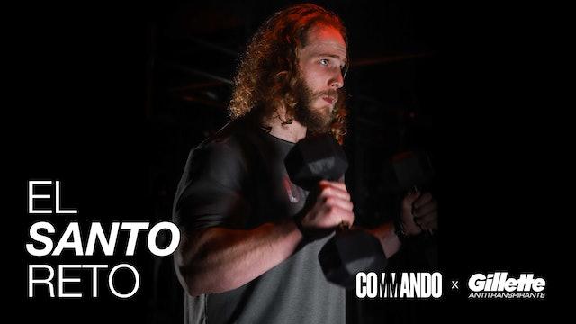 El Santo Reto / Día 25; Lower focus con Ricardo