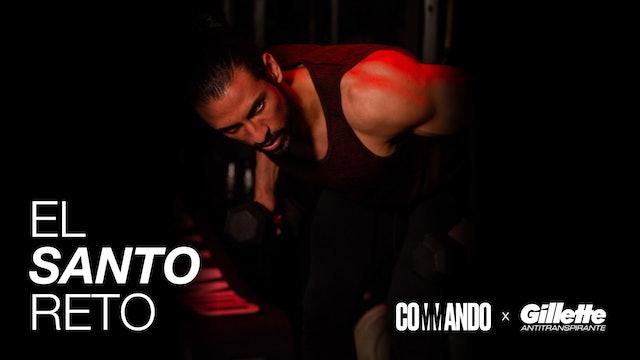 El Santo Reto / Día 19: Full body combos con Pete