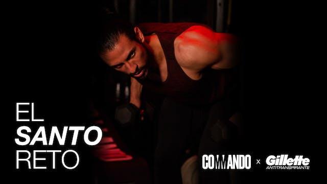 El Santo Reto / Día 19: Full body com...