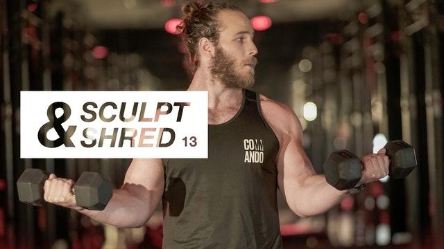 Entrenamiento 13: Pecho & bíceps con Ricardo