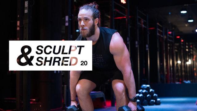 Entrenamiento 20: Full body combos con Ricardo