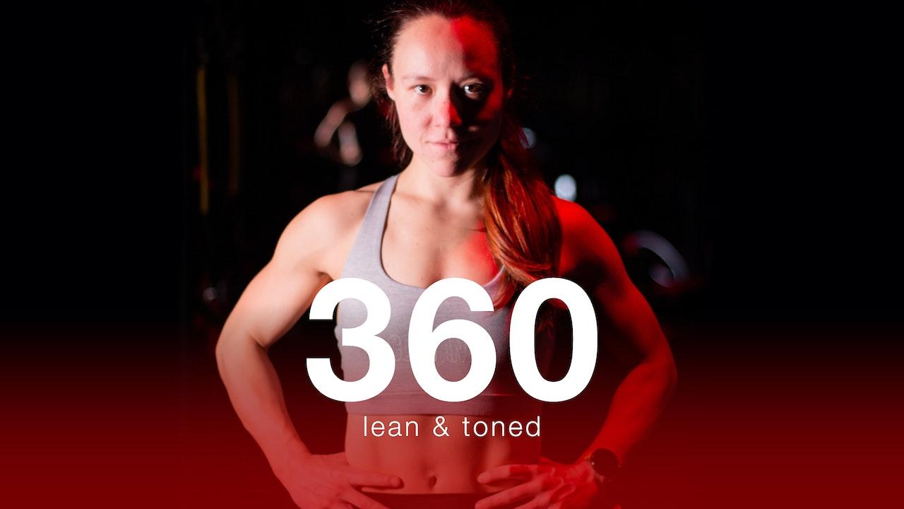 360 lean & toned