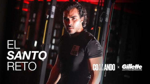 El Santo Reto / Día 6: Upper focus con Jose Manuel