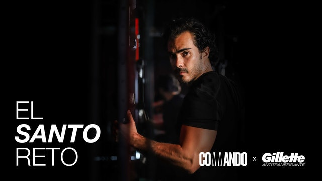 El Santo Reto / Día 26: Non stop sweat and abs con Jose Manuel