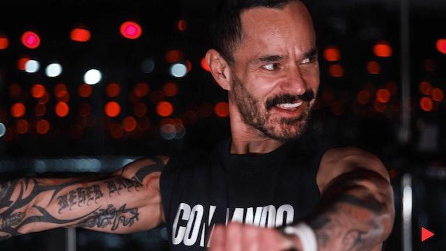 Biceps, triceps y Hombros con Pico