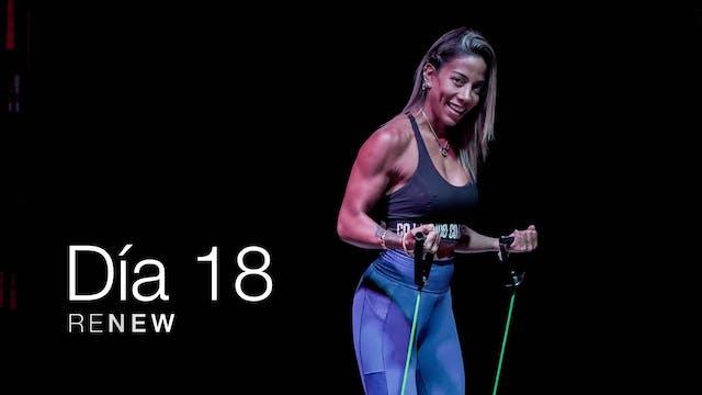 Renew: Día 18 - Espalda y Tríceps con...