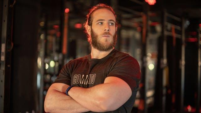 Bíceps, tríceps y hombros con Ricardo