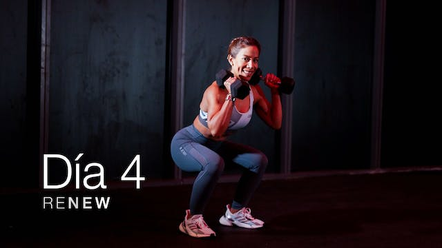 Renew - Clase 4: Abs y Lower body con...