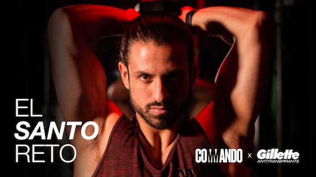 El Santo Reto / Día 15. Non stop sweat and Abs con Pete