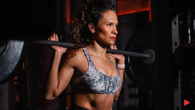 Core & Strength Bodyweight con Yadira