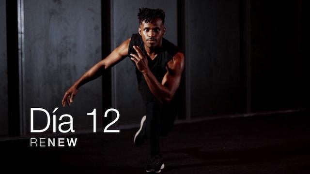 Renew: Día 12 - Bíceps, Tríceps y Hombros con Vux