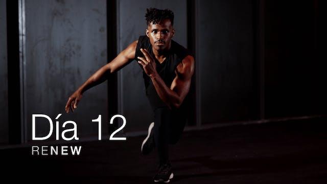 Renew: Día 12 - Bíceps, Tríceps y Hom...