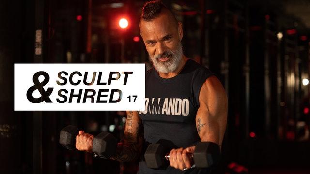 Entrenamiento 17: Bíceps, tríceps y hombros con Pico