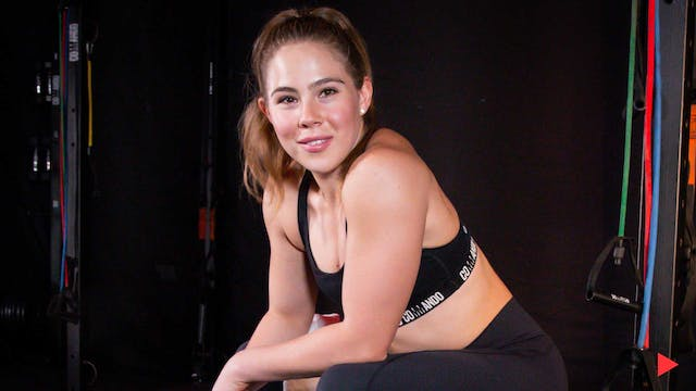 HIIT Fullbody Workout con Renata