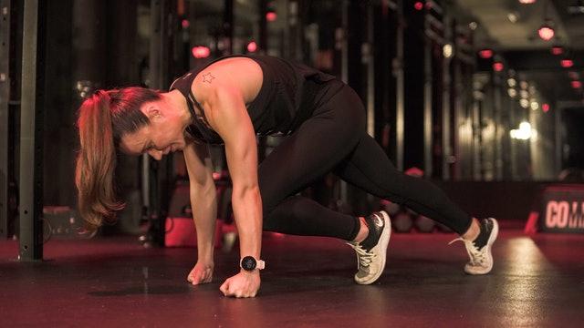 Non Stop sweat con Andie