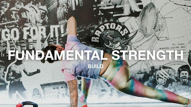FUNDAMENTAL STRENGTH