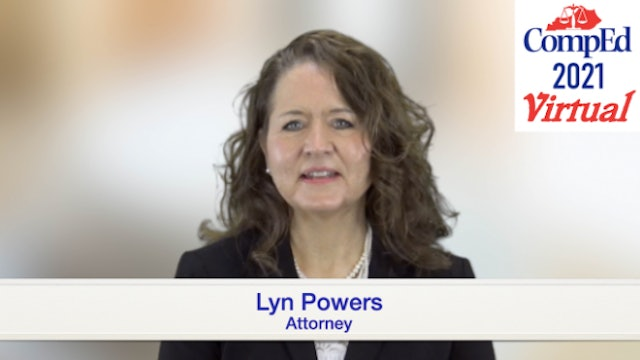 Permissible Credits Against Permanent & Total Disability Lyn Powers