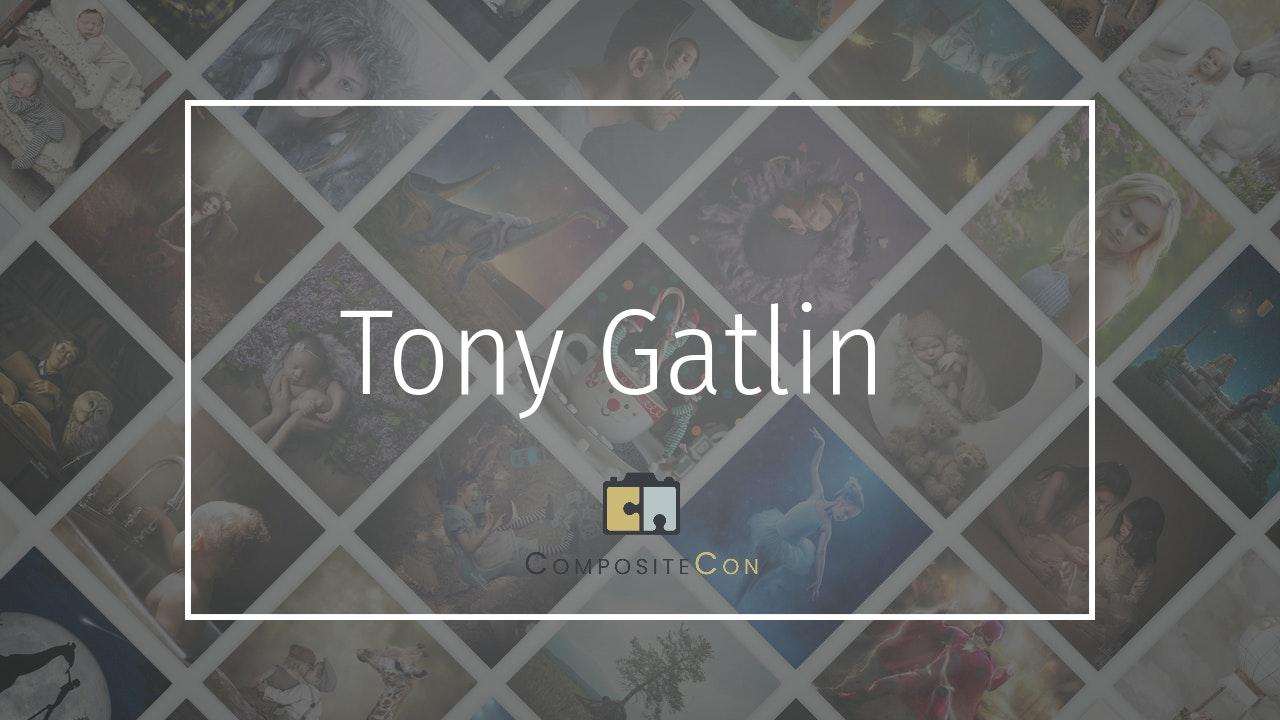 Tony Gatlin