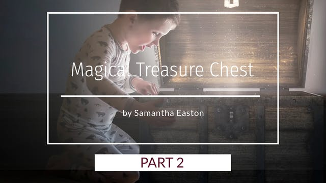 Magical Treasure Chest Pt.2 by Samant...