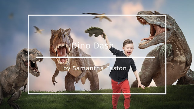 Dino Dash Tutorial by Samantha Easton