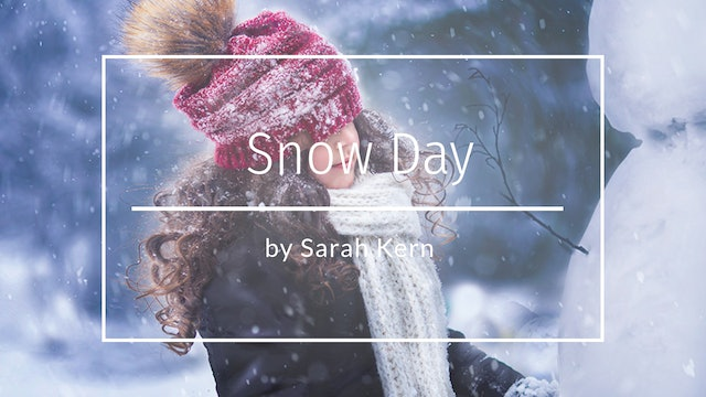 Macauley's Snow Day by Sarah Kern Feb 2020