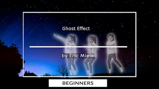 Ghost Effect Tutorial for Beginners B...