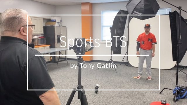 Composite Sports Portrait Setup - Ton...