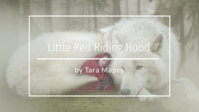 Little Red Riding Hood Tara Mapes