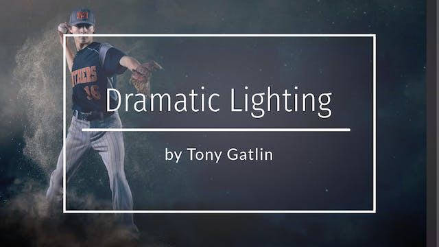Dramatic Lighting Tutorial by Tony Ga...