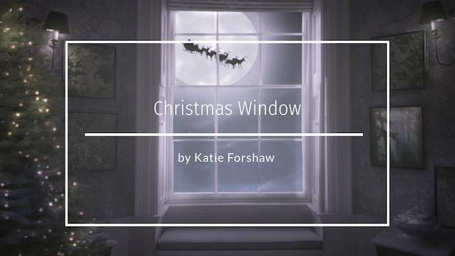 Christmas Window tutorial