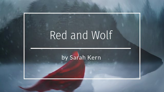 Red Riding Hood and the Wolf by Sarah...