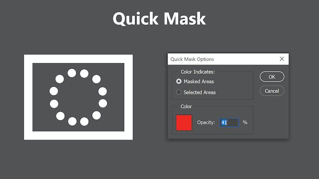 Quick Mask Tool by Emily Julander - F...