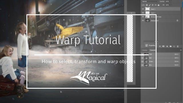 Warp tutorial by Makememagical - Kati...