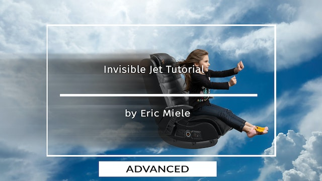 Invisible Jet Tutorial for Advanced Users by Eric Miele - MAY 2020