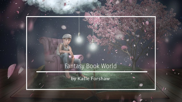 Fantasy Book World by Katie Forshaw Makememagical MARCH 2021