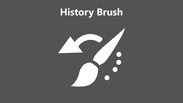History Brush Tool By Emily Julander - Feb 2020