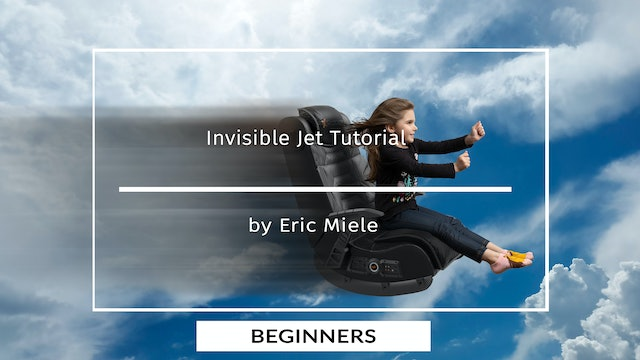 Invisible Jet Tutorial for Beginners by Eric Miele - MAY 2020