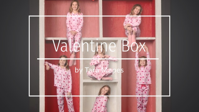 How to Create and Composite into Valentine in a Box by Tara Mapes Feb 2020