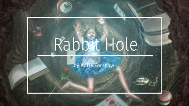 Rabbit Hole speed trailer by Katie Fo...