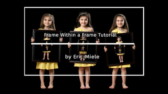 Frame Within Frame by Eric Miele July 2020